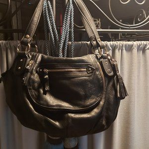 Hayden Harnett | Black Soft Leather Bag